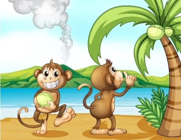 שעת סיפור: לקוף יש בעיה