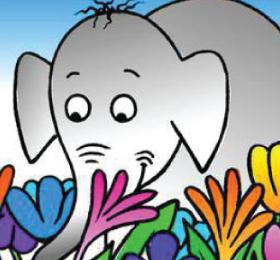 קסם הסיפור: הפיל שרצה להיות הכי