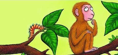 קסם הסיפור: לקוף יש בעיה