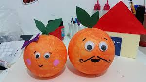 קסם הסיפור: אבא תפוז ובתו קלמנטינה