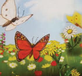 קסם הסיפור: שלושת הפרפרים