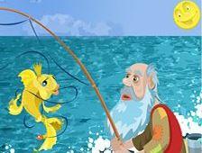 הצגה: הדייג ודג הזהב