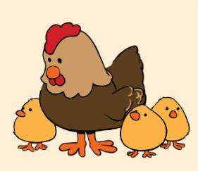 קסם הסיפור: התרנגולת החרוצה