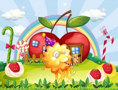 קסם הסיפור: עכבר והתפוח