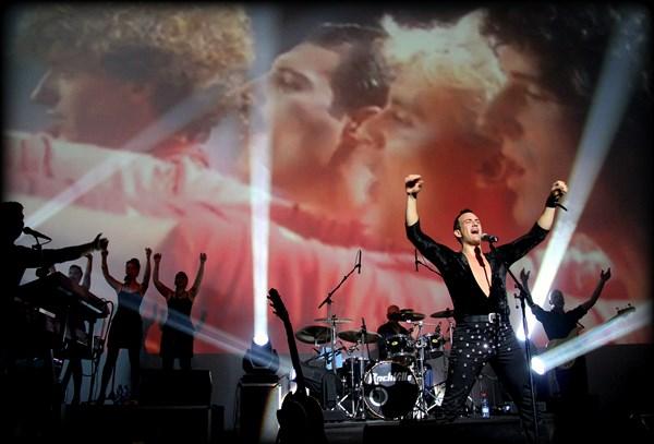 מופע רוק: להקת rockvill  - מחווה ללהקת queen